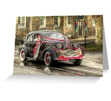 Ford Pilot  Greeting Card