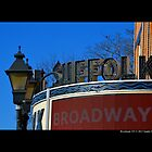 The Suffolk Theatre Entrance - Riverhead, New York by © Sophie W. Smith