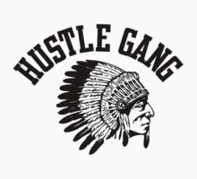Hustle Gang [BLACK] by imjesuschrist