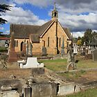 St. Marks Anglican Church Picton by ©Josephine Caruana