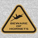 Beware - Hornets by Diabolical