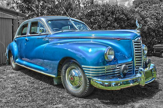 Old Packard by srhayward