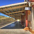 Cooma Railway NSW Australia  no 2 by Kym Bradley