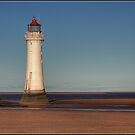 New Brighton Lighthouse by alan tunnicliffe