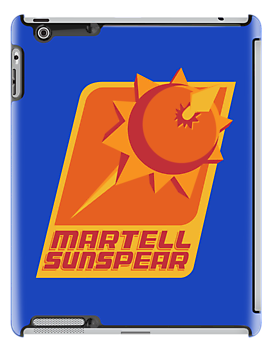Sigil of House Martell 2013 (iDevices) by thom2maro