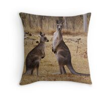 You are Interrupting. Throw Pillow