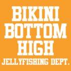 Bikini Bottom High - Spongebob by rexannakay