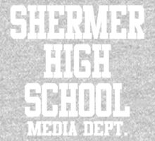 Shermer High School - The Breakfast Club by rexannakay