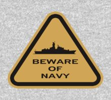 Beware - Navy by Diabolical