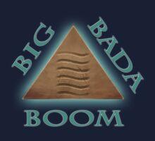 Big Bada Boom! Kids Clothes