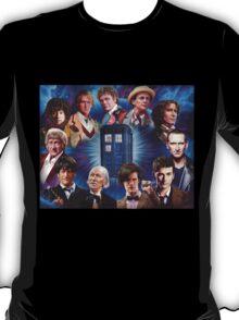11 Doctors T Shirt T-Shirt