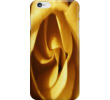 NOVEMBER ROSE iPhone Case/Skin
