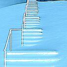 Snow Steps by David Schroeder
