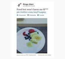 Ringo Starr tweets #2 by magicbutt