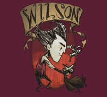 Dont Starve Wilson by nowtfancy