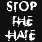 STOP THE HATE T-Shirt by T-ShirtsGifts