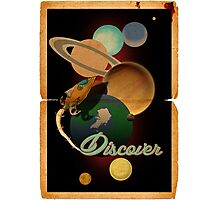 Discover Photographic Print