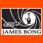Defending Awesome - AGENT 420 JAMES BONG by DefendAwesome