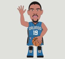 NBAToon of Gustavo Ayón, player of Orlando Magic by D4RK0