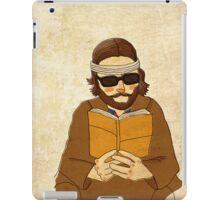 Richie Tenenbaum design 2, by Siri Vinter iPad Case/Skin
