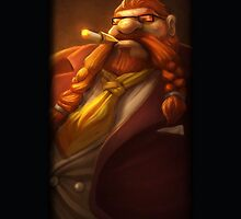 Gragas Esq. by canozel