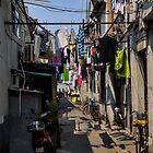 Hanging laundry by FilipMasopust