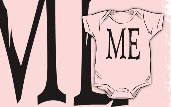 "Women's ""ME"" by T-ShirtsGifts"