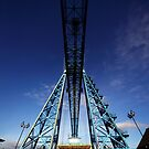 Tees Transporter Bridge, Middlesbrough (NE England) by PaulBradley