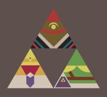 The Legend of Zelda: Legend of the Triforce Kids Clothes