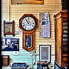 Old train Station by Bill Gorman
