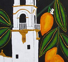 Ojai Lemons by Guy Wann