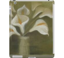 Calla's In A Vase iPad Case/Skin