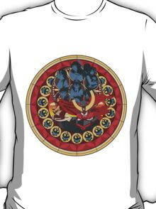 Gurren Lagann Stained Glass T-Shirt