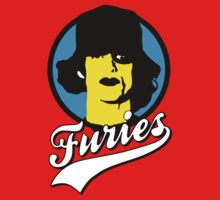 Baseball furies T shirt by monsterplanet