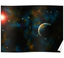 Deus Nebula Poster