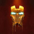 iron man by stephk
