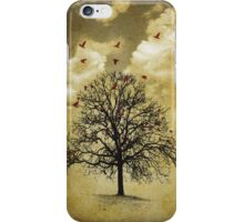 Autumnal iPhone Case/Skin