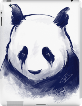 Sad Panda by tiphs