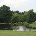 Leeds Castle Garden by Paul Hutcheon