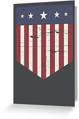 Mega City One flag by puppaluppa