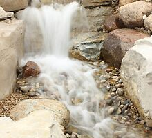 Waterfall 3 by John Velocci