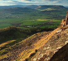 hatteral hill black mountains brecon beacon wales by blakmountphoto
