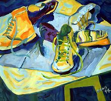 students' Shoes by Dani D.