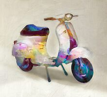 Vespa by filippobassano