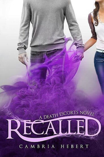Recalled- Front Cover by Regina Wamba