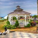 Gazebo at Blue Mountain 2 by baneling