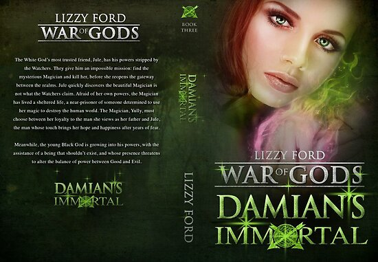 Damian's Immortal- Full Wrap by Regina Wamba