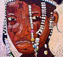 Beads by Sarah Mattock