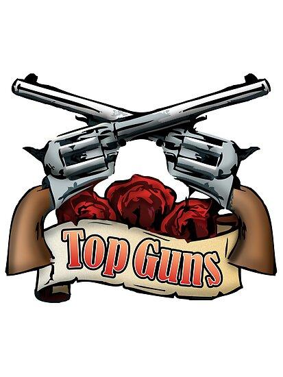 Top Guns by Paul Rooke