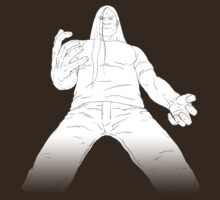 Metalocalypse - Nathan Explosion Dethklok (Production Drawing) T-Shirt